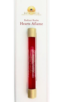 Heart's Aflame Wand