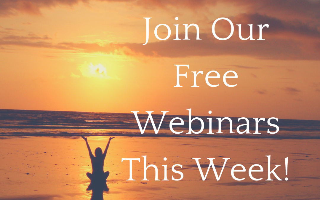 Free Webinars This Week
