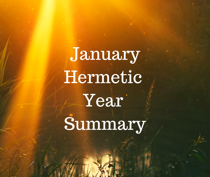January Hermetic Year