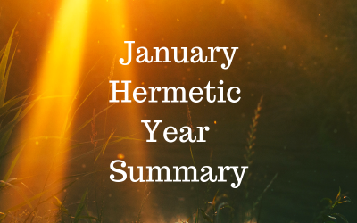 January Hermetic Year