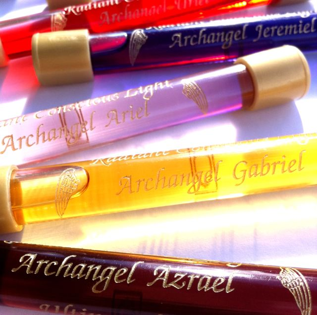 Initial Angel Wands