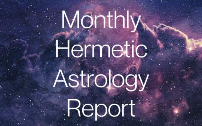 June Hermetic Astrology Report